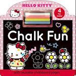 Chalk Fun (Hello Kitty)