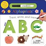 Trace, Write, and Learn ABC (Alphaprints)