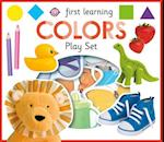 First Learning Colors Play Set (First Learning)