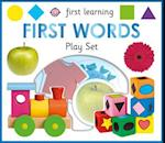 First Words Play Set (First Learning)