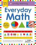 Everyday Math (Wipe-clean Learning Books)
