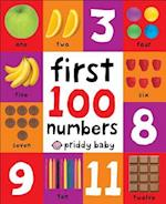 First 100 Numbers (First 100)