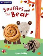 Snuffles and the Bear (an Alphaprints Picture Book) (Alphaprints)