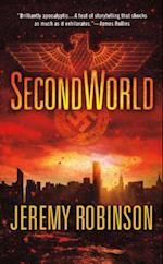 Secondworld af Jeremy Robinson