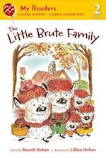The Little Brute Family af Lillian Hoban, Russell Hoban