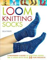 Loom Knitting Socks (No needle Knits)