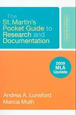 The St. Martin's Pocket Guide to Research and Documentation af Andrea A. Lunsford, Marcia Muth