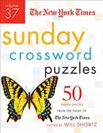 The New York Times Sunday Crossword Puzzles (nr. 37)
