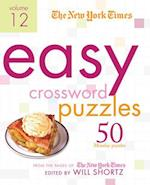 The New York Times Easy Crossword Puzzles (nr. 12)