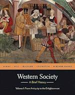 Western Society af John Buckler, John P. McKay, Bennett D. Hill