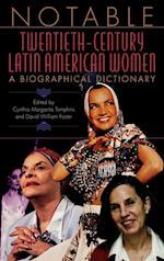 Notable Twentieth-Century Latin American Women
