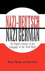Nazi-Deutsch/Nazi German