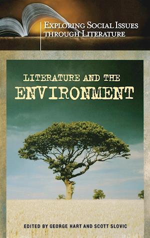 Bog, hardback Literature and the Environment af George Hart