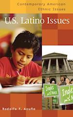 U.S. Latino Issues af Rodolfo F. Acuna