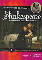 The Greenwood Companion to Shakespeare [4 volumes]
