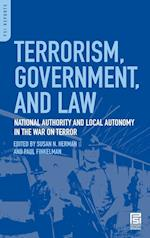 Terrorism, Government, and Law (Praeger Security International)