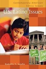 U.S. Latino Issues af Rudolfo F. Acuna, Rodolfo F. Acuna, Paul Jaeger