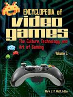 Encyclopedia of Video Games: The Culture, Technology, and Art of Gaming [2 volumes] af Mark J. P. Wolf