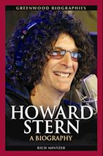 Howard Stern: A Biography af Rich Mintzer
