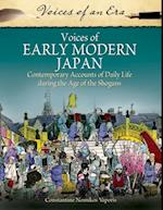 Voices of Early Modern Japan: Contemporary Accounts of Daily Life During the Age of the Shoguns af Constantine Nomikos Vaporis
