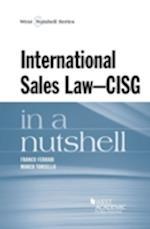 International Sales Law - CISG - in a Nutshell (Nutshell)