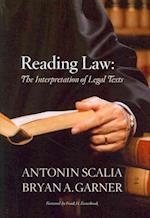 Reading Law af Antonin Scalia