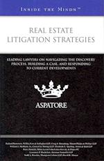 Real Estate Litigation Strategies (Inside the Minds)