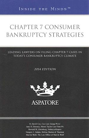 Cases in Today's Consumer Bankruptcy Climate
