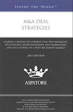 M&A Deal Strategies (Inside the Minds)