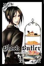 Black Butler 2 af Yana Toboso