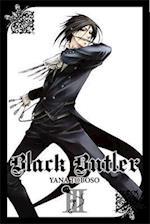 Black Butler, Vol. 3 af Yana Toboso