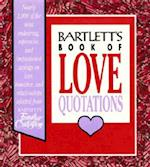 Bartlett's Book of Love Quotations af John Bartlett