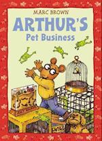 Arthur's Pet Business (Arthur Adventure Series)