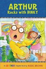 Arthur Rocks With Binky (Arthur Chapter Books)
