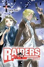 Raiders, Vol. 4 af Jinjun Park