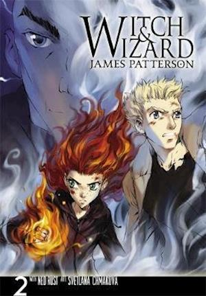 Bog paperback Witch & Wizard 2 af Svetlana Chmakova James Patterson