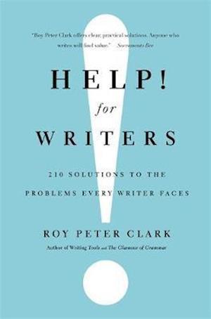 Bog paperback Help! for Writers af Roy Peter Clark
