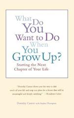 What Do You Want to Do When You Grow Up?