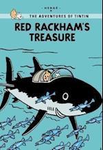 Red Rackhams Treasure (Adventures of Tintin)