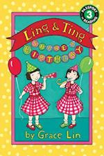 Ling & Ting Share a Birthday (Passport to Reading)