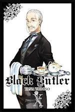 Black Butler 10 af Yana Toboso