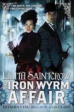 The Iron Wyrm Affair (Bannon and Clare)