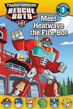 Meet Heatwave the Fire-Bot af Lisa Shea