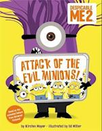 Attack of the Evil Minions! af Kirsten Mayer