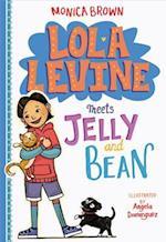 Lola Levine Meets Jelly and Bean (Lola Levine)