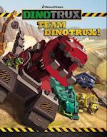 Team Dinotrux! af Dreamworks