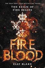 Fireblood af Elly Blake