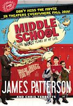 Middle School, the Worst Years of My Life (Middle School, nr. 1)