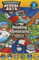Transformers Rescue Bots Reading Adventures (Passport to Reading)