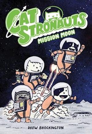 Bog, paperback Catstronauts af Drew Brockington
